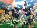 LeRoy Neiman Giants-Broncos Classic