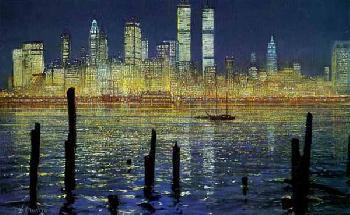 Peter Ellenshaw Glisten of New York