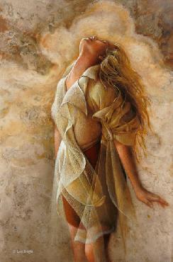 Lee Bogle Golden Moment Giclee on Canvas