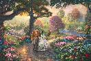 Thomas Kinkade Gone With The Wind