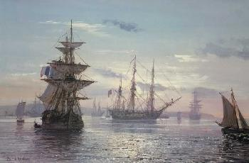 Peter Ellenshaw Great Age of Sail