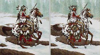 Bev Doolittle Guardian Spirits 2 Print Suite