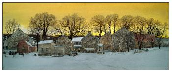 Peter Sculthorpe Hamlet Giclee on Paper