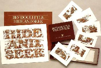 Bev Doolittle Hide and Seek Seven Print Suite