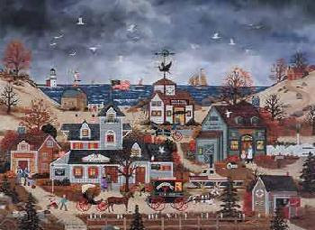 Jane Wooster Scott Home Before Dark Artist