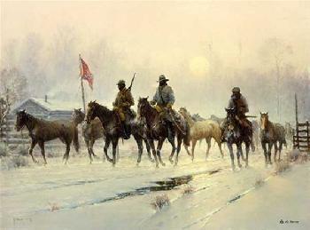 G. Harvey Horses for the Confederacy