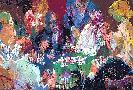 LeRoy Neiman International Poker