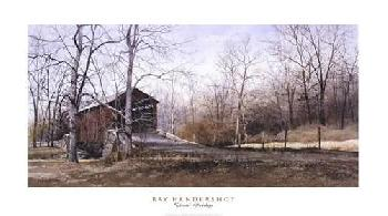 Ray Hendershot Kissin Bridge