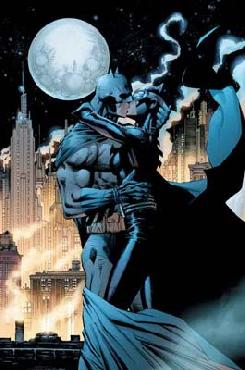 Jim Lee Kissing the Knight Giclee on Paper