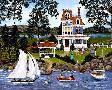 Jane Wooster Scott Lakeside Potpourri