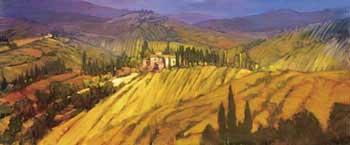 Philip Craig Last View of Tuscany