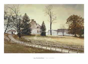 Ray Hendershot Late October