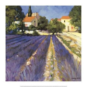 Philip Craig Lavender Fields