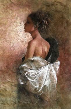Lee Bogle Elegance Giclee on Canvas