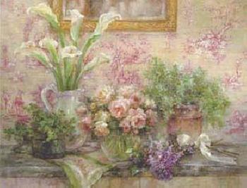 Lena Liu Les Fleurs D
