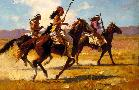 Howard Terpning Light Cavalry