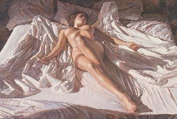 Steve Hanks Like an Angel Artist