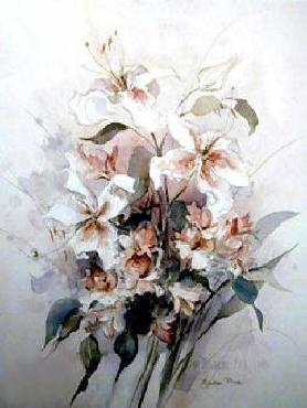 Barbara Mock Lily Artist