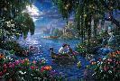 Thomas Kinkade Little Mermaid II