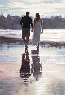 Steve Hanks Living the Dream Open Edition on Paper