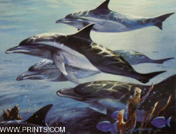 Mario Fernandez Lords of the Sea Artist