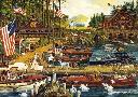 Charles Wysocki Lost in the Woodies