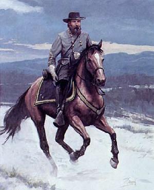 Dale Gallon Lt. Gen. James Longstreet Men of Honor Series Artist