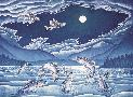 Monte Dolack Lure of the Moon