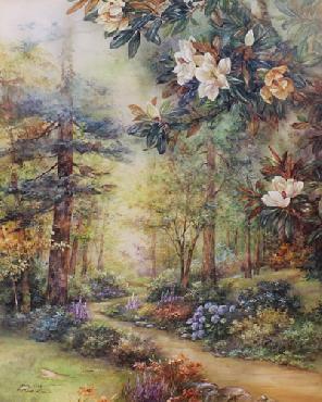 Lena Liu Magnolia Path