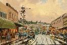 Thomas Kinkade Main Street Matinee