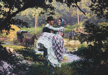 John Paul Strain Mary Ann