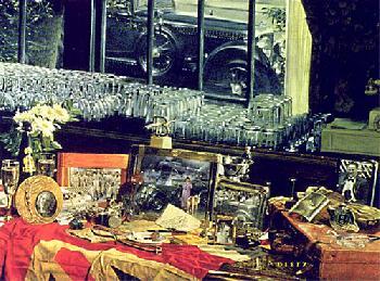James Dietz Mayflower Blue Train Artist