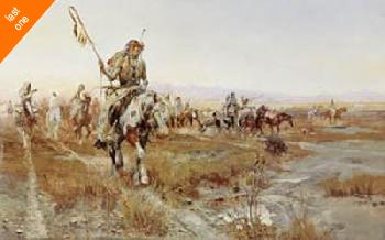 Charles Russell The Medicine Man NO LONGER IN PRINT - LAST ONES!!