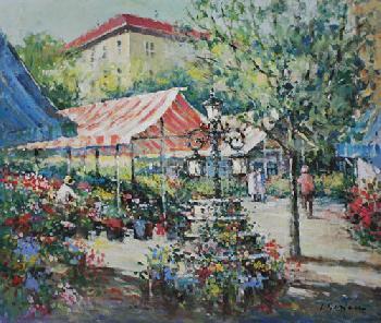 L. Gordon Mediterranean Market Place