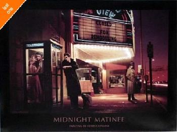 Chris Consani Midnight Matinee NO LONGER IN PRINT - LAST ONE!!