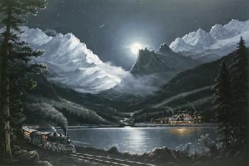 Jesse Barnes Midnight Passage