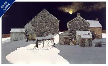Peter Sculthorpe Moonscape Publishers Proof Giclee