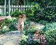 April Yost Morning Garden