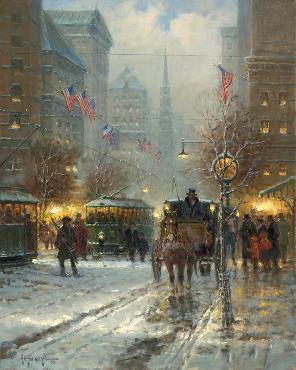 G. Harvey Music of Manhattan Artist