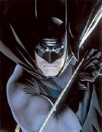 Batman Print 1/250 Giclee