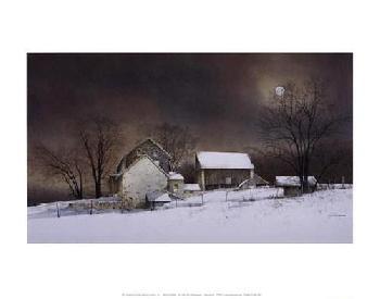 Ray Hendershot New Moon