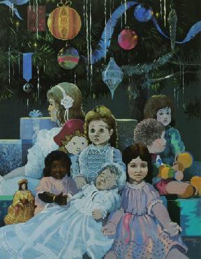 Mario Fernandez Nine Ladies Waiting