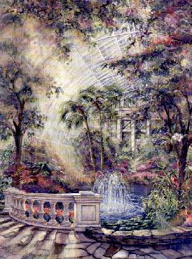 Susan Amidon North Garden Artist