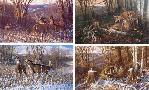 Michael Sieve Oak Ridge Series - Whitetail Deer