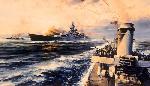 Robert Taylor Offshore Bombardment