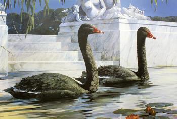 Mario Fernandez Of Man and Nature II
