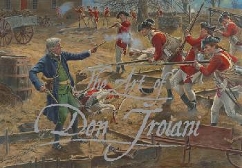 Don Troiani Old Sam Whittemore, April 19th, 1775 Open Edition Giclee on Paper