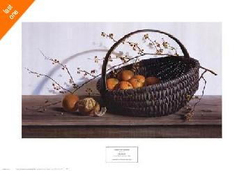 Pauline Eble Campanelli Oranges   LAST ONES IN INVENTORY! LAST ONES IN INVENTORY!!