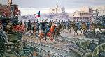 Mort Kunstler Order Out of Chaos