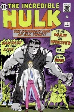 Stan Lee Origins: The Hulk #1 Giclee on Canvas